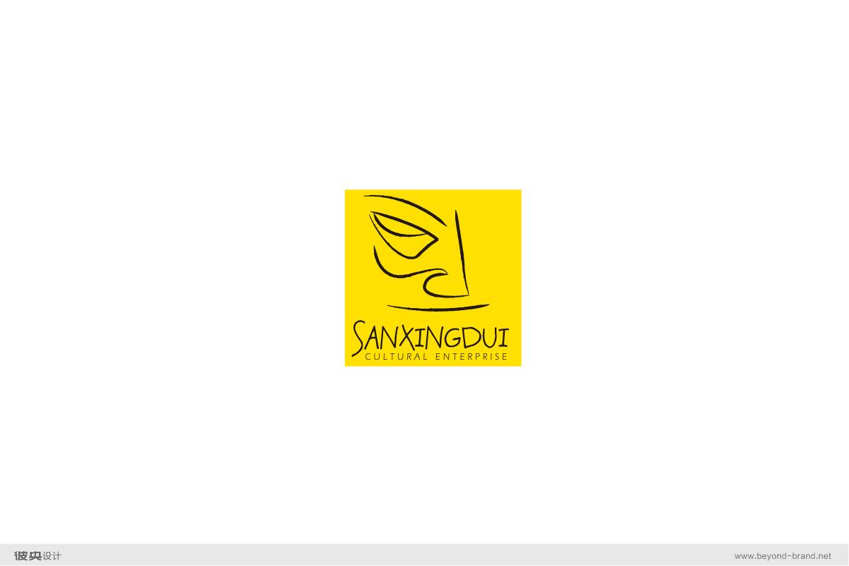 三星堆文化标志设计-成都vi设计公司
